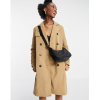 New Look classic trench coat in camel Women Coats outlet FAXN627