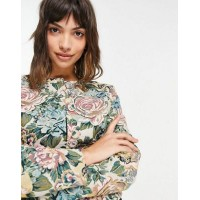 & Other Stories floral jacquard co-ord set Women Jackets NTZN687