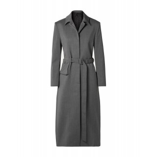 Women Full-Length Jackets wholesale outfits - Full-length jackets 54% Polyester, 44% Wool, 2% Lycra® V18YB4667