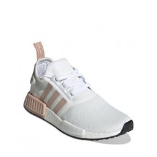Adidas Women's Women's NMD R1 Lace Up Running Sneakers White At Target AAGA740