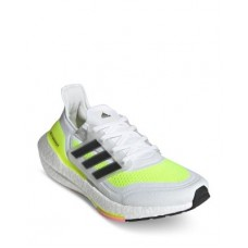 Adidas Women's Women's Ultraboost 21 Lace Up Running Sneakers White for sale near me INAR878